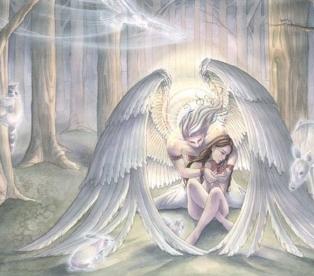 Ангел-хранитель всегда рядом