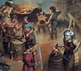 Религия древних германцев
