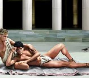 Гомосексуализм был во все эпохи