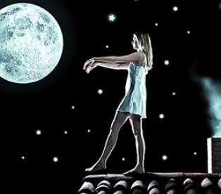 Лунатизм во сне занимается сексом