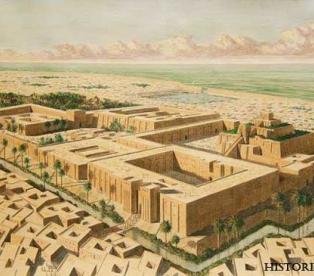 Цивилизация древнего Двуречья