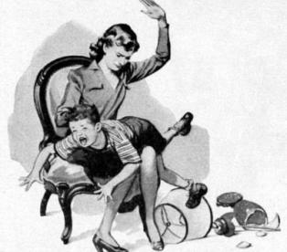 Порка ребенка