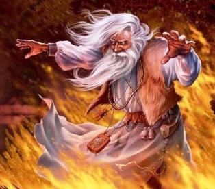 Верования в сверхъестественное была присуща людям во все времена