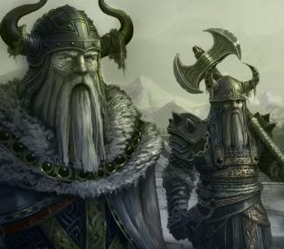 Викинги - воины со Скандинавского полуострова