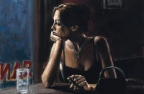 Девушка, страдающая от одиночества