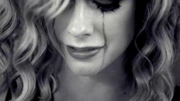 девушка и слезы картинки