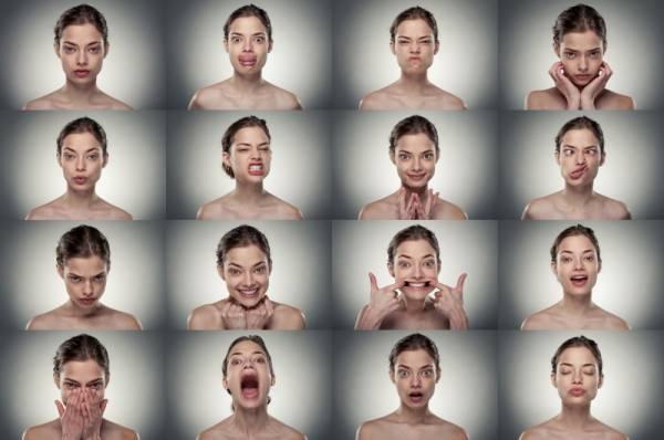 эмоции фото человека