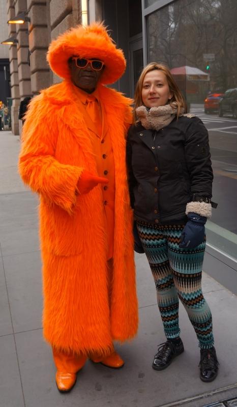 Что означает оранжевый цвет