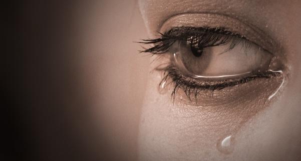 Во время секса непроизвольные слезы