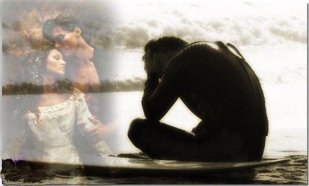 Депрессия из-за несчастливой любви