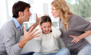 Дети как жертвы проблем родителей
