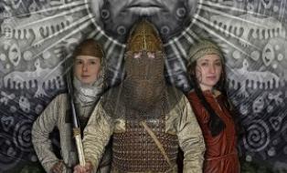 Верования финно угорской группы