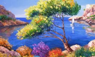 Психология искусства изучает процесс создания и восприятия художественных образов и произведений.